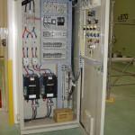 地下貯蔵タンク清酒冷却設備制御盤