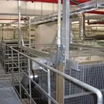 エアハン及び制御機器関連 電気工事