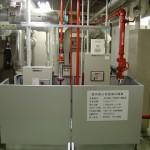 加圧ポンプ及び消火栓ポンプ関連 電気工事